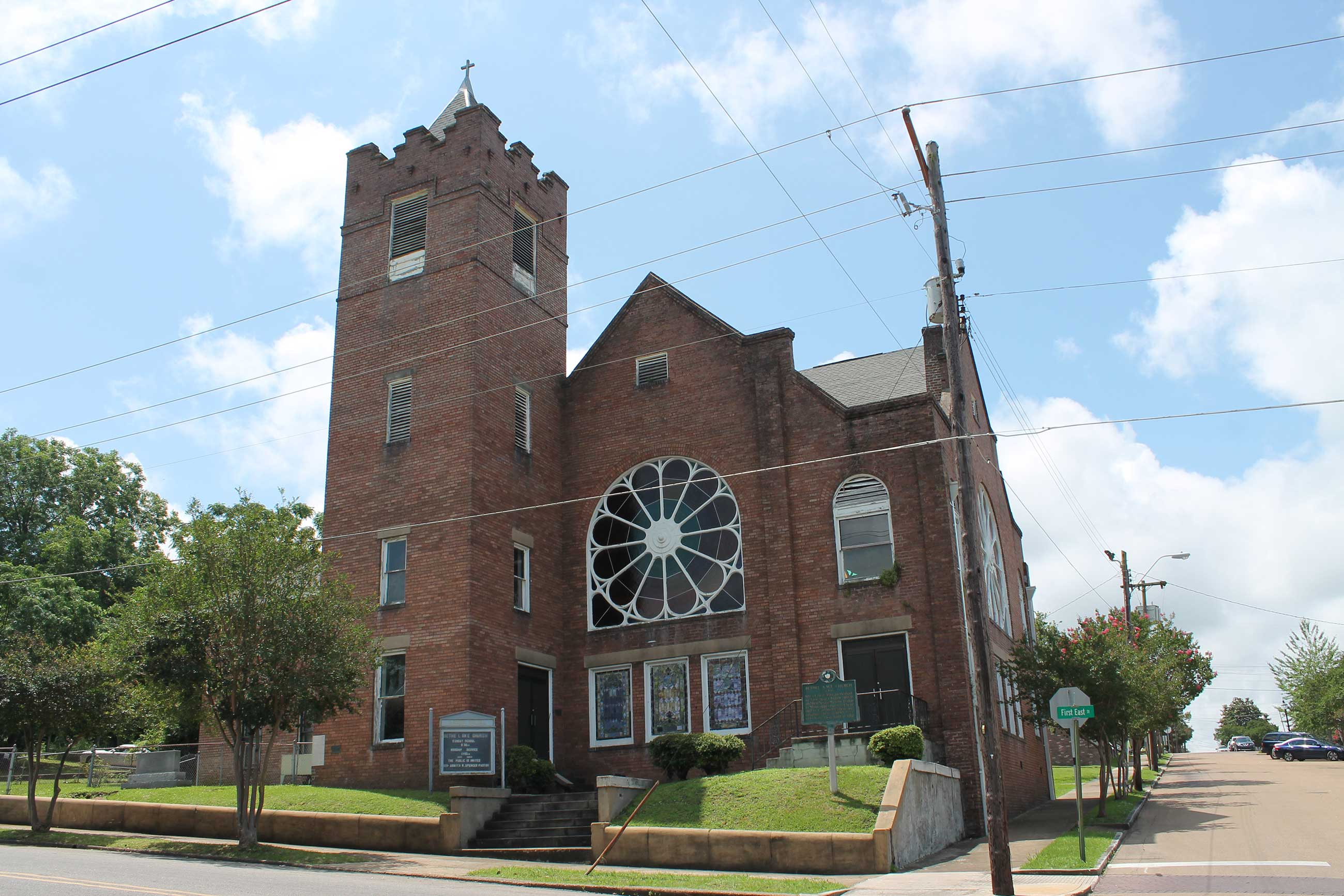 mississippi african american churches  19th century to