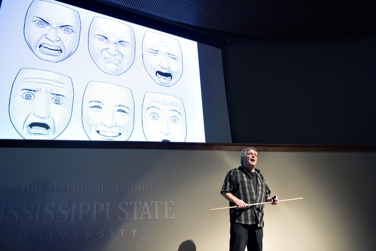 Scott McCloud Lecture on Comics and Art - Institute for the Humanities